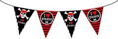 Piraten Vlaggenlijn 6M