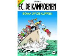 Fc De Kampioenen 082 Boma Op De Klippen