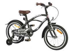 Fiets 16 Inch Black Cruiser