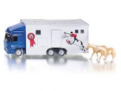 Siku 1942 paardentransporter met paarden