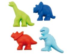 Ec Vormen Dinosaurus 4 Stuks