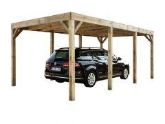 Carport/Paviljoen Modena 3240X5890Mm