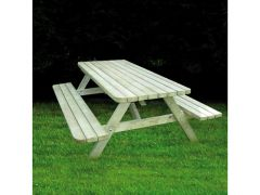 Picknicktafel Deluxe 2400 Mm