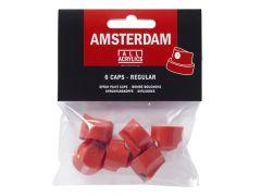 Amsterdam Spray Paint Caps