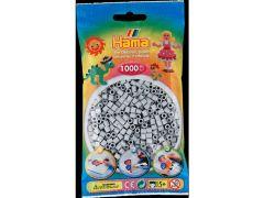 Hama - Lichtgrijze Parels In Zakje 1000St