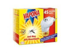 Vapona Anti Mug Apparaat Economy Liquid 45 Nachten