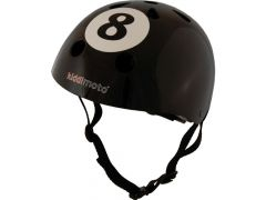 Kiddimoto Fietshelm 8 Ball Medium