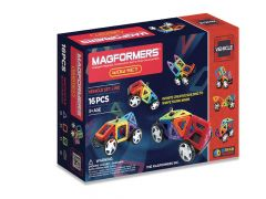 Magformers 16-Delige Wow Set