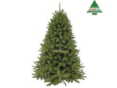 K Kerstboom Forest Frosted Groen 157X230Cm
