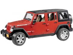 Bruder 02525 Jeep Wrangler Rubicon
