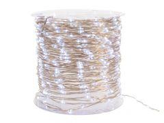 K Led Micro Lights Twinkle Buiten 6M-120L Koel Wit