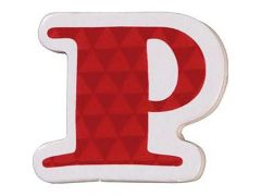 !!! Haba Selection - Houten Letter P