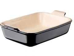 Lc Ceramique Gratineerschotel 31/26Cm Zwart