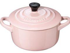 Lc Mini Braad / Stoofpan 10Cm Chiffon Pink