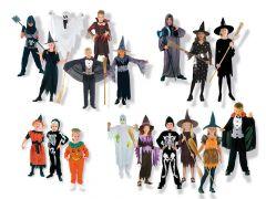 Kinderkostuum Halloween (J/M)