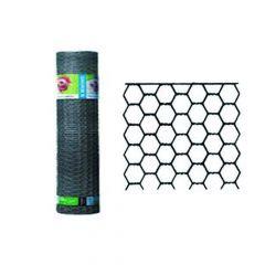 Hexanet Verzinkt 40 0.90 H 50Cm  L 25M