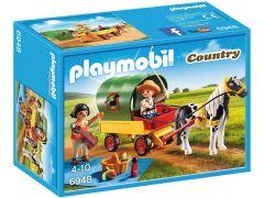 Playmobil 6948 Picknick Met Ponywagen