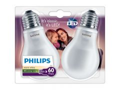 Led Classic 60W E27 Ww 230V A60 Nd 2Bc