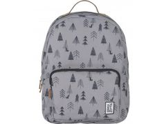 The Pack Classic Backpack Grey Tree Allover