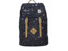 The Pack Premium Backpack Black Spatters Allover