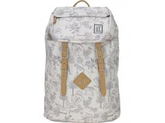 The Pack Premium Backpack Fossile Allover