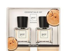 Essentials Giftset 2X50Ml Cedar Wood