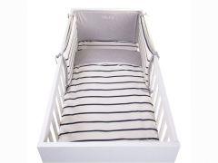 Bedbeschermer 35X170 Jersey Marin