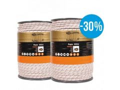 Duopack Turboline Cord Wit 2X500M