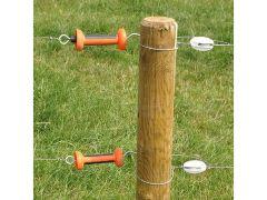 Softgrip Poortgreep Oranje Cord/Draad