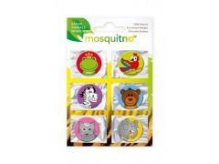 Mosquitno Spotzzz Stickers 5-Pack Safari