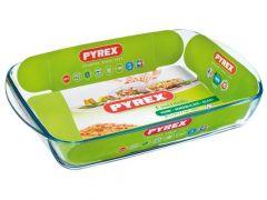 Pyrex Rechthoekige Lasagna Schaal 4.6L 40X27X7Cm