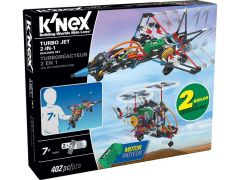 K'Nex - Supersonic Jet 2-In-1 Building Set