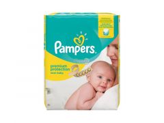 PAMPERS NEWBABY NEWBORN 44ST VALUEP