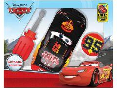 Cars Racing Geschenkset - Douchegel 300Ml Badefizzer & Badspeelgoed