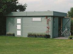 """Garage """"Moderne"""" 3580X5380 - 40Mm (type 2)"""