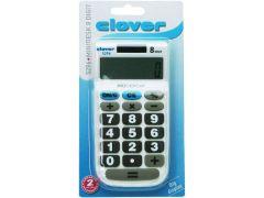 Clover Pocket Big Display 8 Digit Op Blister
