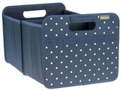 Fold.Box Class L Marine Blue/Dot Meori