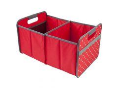 Fold.Box Class L Hibiscus Red/Dot Meori