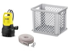 Karcher Dompelpomp Vuilwater Box Sp 5 Dirt + 10 M Evacuation Hose + Pe Box