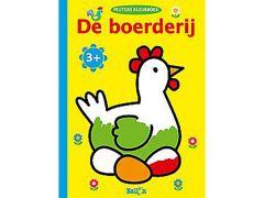 Kleurboek Boerderij (type 2)