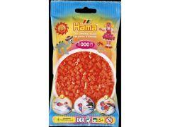 Hama Oranje Parels In Zakje 1000