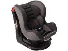 Quax Easy Rider Sp - 360° - Autostoel Linen Grey- Gr 0/1