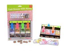 Home & shopping speelgeld m/kassalade