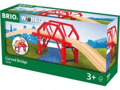 Brio Curved Bridge