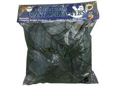 Spinneweb Zwart 50G + 2 Spin