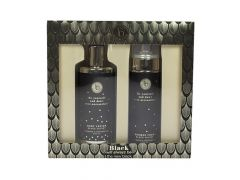 Black Focus Giftset Foam/Bodylotion