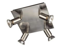 Carrea Plate/Spiral Nickel 4X50W 230V