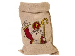 Jute Zak Groot Sinterklaas
