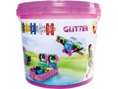 Clics Glitter Bucket 8 In 1 Cb180