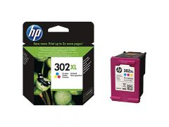 Hp Inktcartridge 302Xl Cym